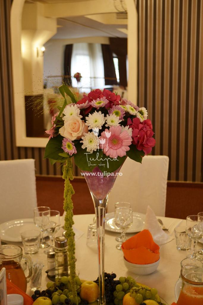 Nunta Tulipa Florărie Sibiu Mediaş